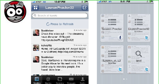 Picture 25 Seesmic iPhone App Review