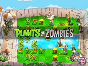 plants vs zombies HD 2 300x225 Plants vs Zombies HD Delivers Addictive Gameplay