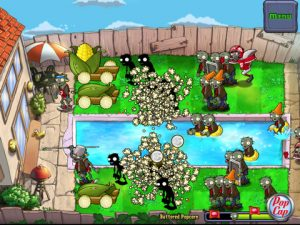 plants vs zombies HD 3 300x225 Plants vs Zombies HD Delivers Addictive Gameplay