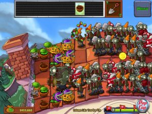 plants vs zombies HD 4 300x225 Plants vs Zombies HD Delivers Addictive Gameplay