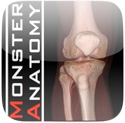 Monster Anatomy HD is an Amazing Radiology Tool