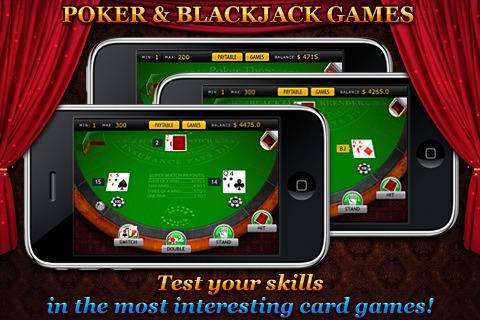 Casino for iPad