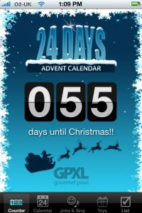 christmas 1 200x300 Top 5 Christmas Themed iPhone Apps That Wont Cost You a Cent