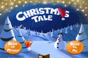 christmas tale 1 300x200 Top 5 Christmas Themed iPhone Apps That Wont Cost You a Cent