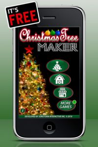 christmas tree maker 1 200x300 Top 5 Christmas Themed iPhone Apps That Wont Cost You a Cent