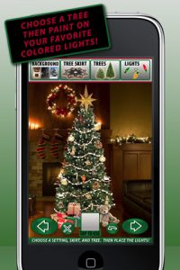 christmas tree maker 3 200x300 Top 5 Christmas Themed iPhone Apps That Wont Cost You a Cent