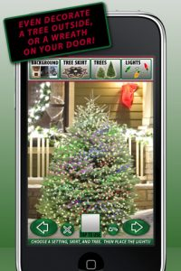 christmas tree maker 4 200x300 Top 5 Christmas Themed iPhone Apps That Wont Cost You a Cent