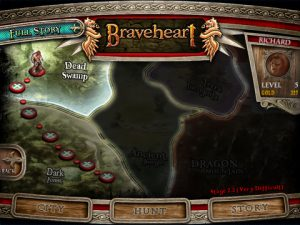bravehearthd4 300x225 Braveheart HD is a Lackluster Quest
