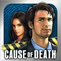 causeofdeath11 Choose Your Own Pulp Adventure in Cause of Death for iPhone