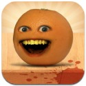 BEST GAME APP ON APP STORE! ADDICTIVE! $0.99!!!! Annoying Orange: Kitchen Carnage image at car games rpm