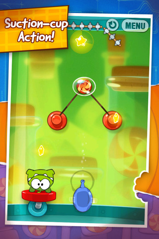 Cut the Rope 3 Cut the Rope: Experiments Dazzles Like the Original