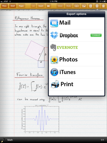 Ghostwriter Notes 5 Ghostwriter Notes: One of the Best Notes Apps on the iPad