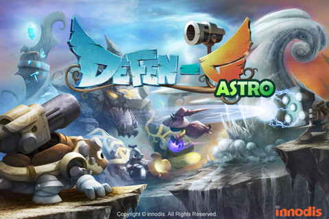 Save the Tower of Life with Defen-G Astro