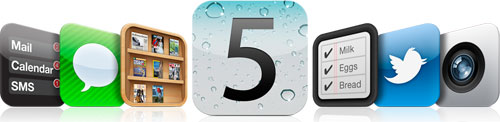 ios5 iOS 5 to Launch on October 5th?