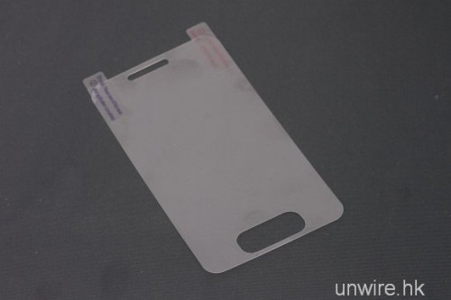 iPhone 5 Screen Protectors Suggest Elongated Home Button