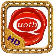 quothHD Quoth HD is a Challenging and Addictive Word Puzzler