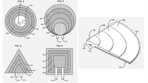 Apple Patent Suggests Thinner iPhone 5, iPad 3