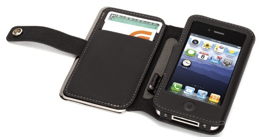 Best Wallet Cases for the iPhone 4/4S