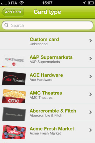 Mobile coupons iphone app review