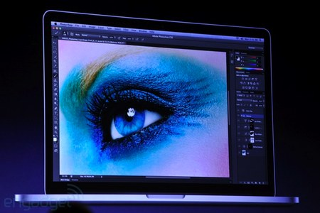 Apple surprises with Retina display MacBook Pro, 15-inch widescreen with 2880 pixel resolution