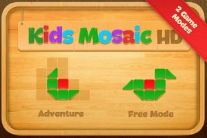 mza 4363512045132238154.320x480 75 300x200 Kids Mosaic HD iPhone Review