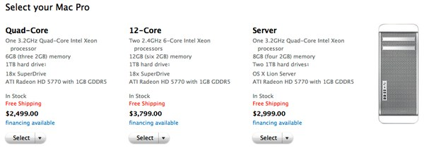 new 2012 mac pro 2012 Mac Pro: No Thunderbolt, No USB 3