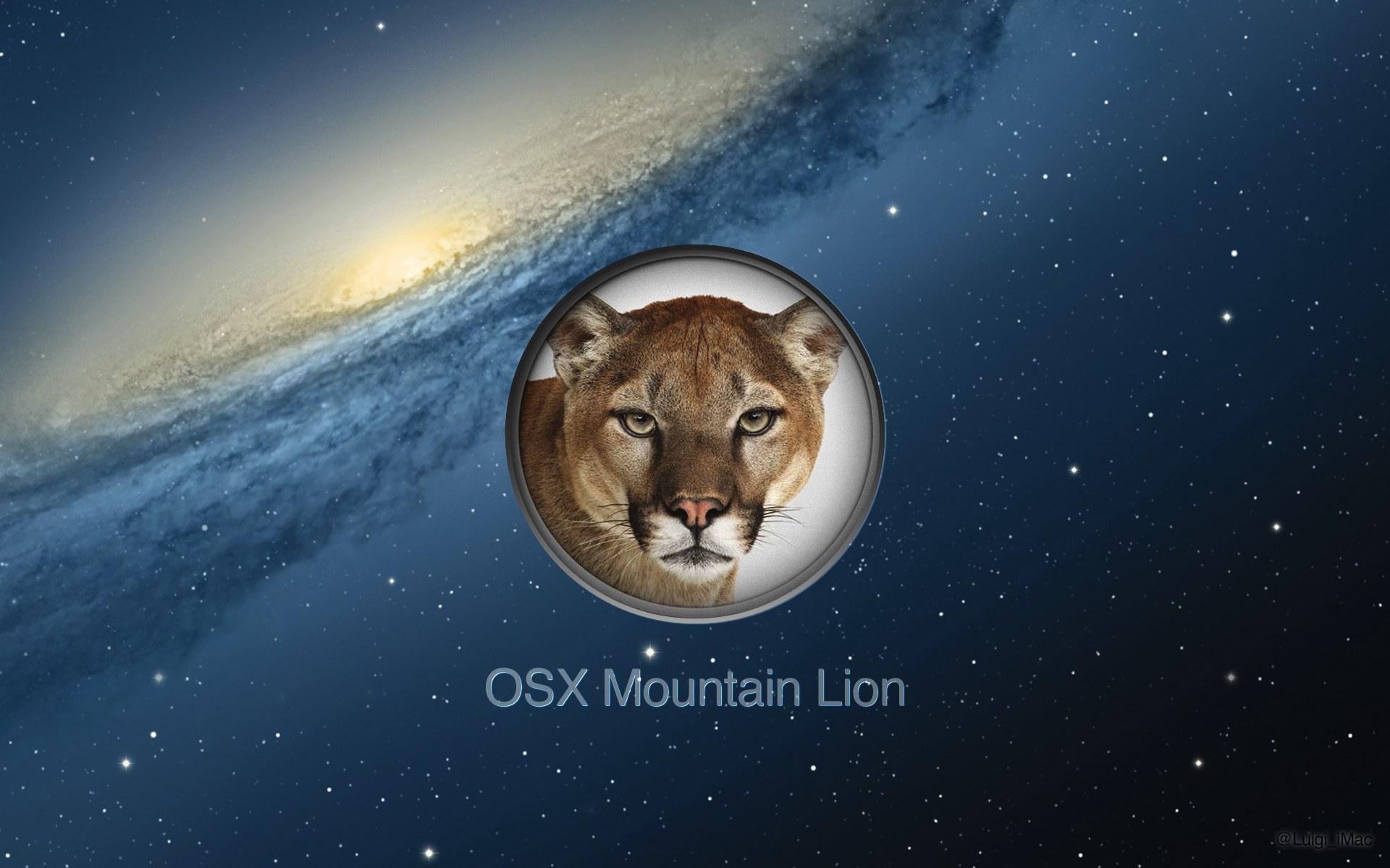os x mountain lion to ship july 19