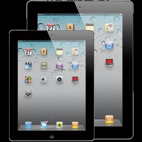 iPad Mini and iPad 4