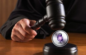 Siri legal troubles in China