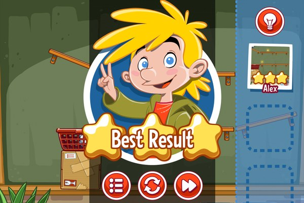 amazing alex level complete1 Amazing Alex Review: Rovios Addictive Second Act