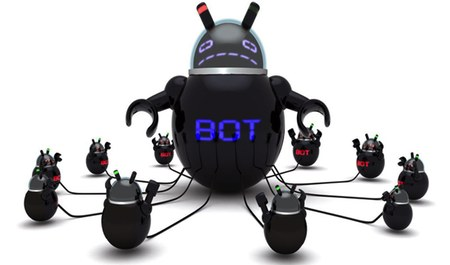 a huge android botnet is spamming the planet with industrial scale volumes of spam.