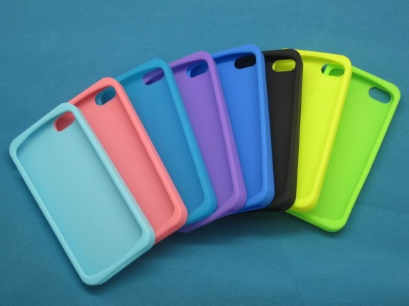 More iPhone 5 Cases Appear, Vendors Already Purchasing Them