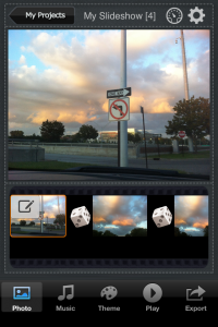Photo Slideshow Director iPhone App Review