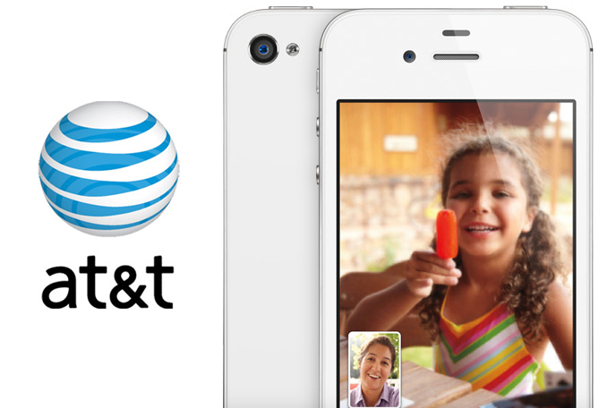 AT&T limits facetime on ios 6