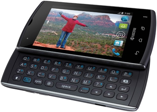 iPhone 5 features Kyocera Rise iPhone 5 Features? How About A Sliding Keyboard Instead?