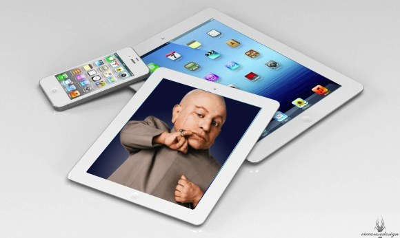 With iPad market share growing ahead of the iPad mini launch, it looks certain that Apple will not only the dominate tablet but also increase its take.