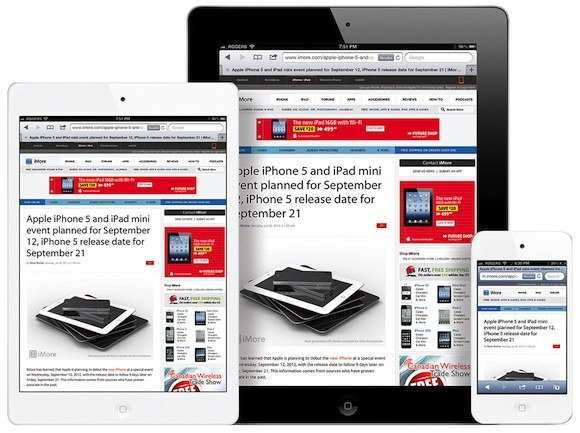 When is the iPad 2 not an iPad 2? When it's really the long-awaited 7-inch tablet category killer, the iPad mini