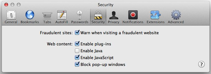 Mac Security: New Java Driveby Appears, Protect Yourself
