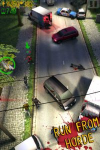Running Dead Review - Slick 3D Zombie Slaying Mayhem for iPhone