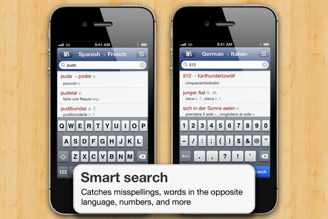 best free dictionary for iphone