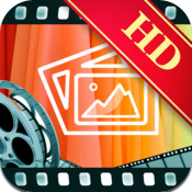 photo slideshow director icon