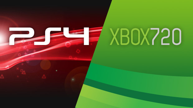xbox 720 and playstation 4