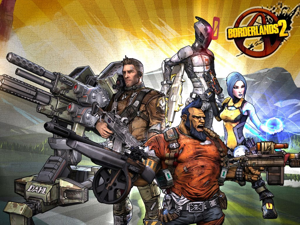 Borderlands 2 Characters Borderlands 2 May Get PS Vita Port, Bigger Campaign DLCs, New Characters
