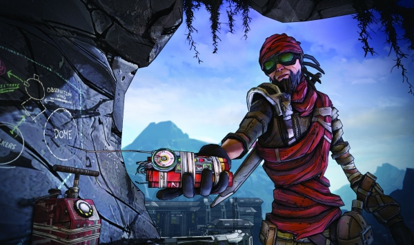 Borderlands 2 Torgue Additional Content