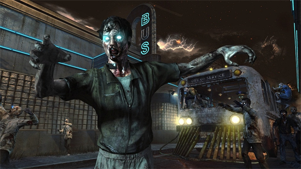 Call of Duty 2 Black Ops Zombies Tranzit Call Of Duty: Black Ops 2 Tranzit Zombie Mode Officially Revealed