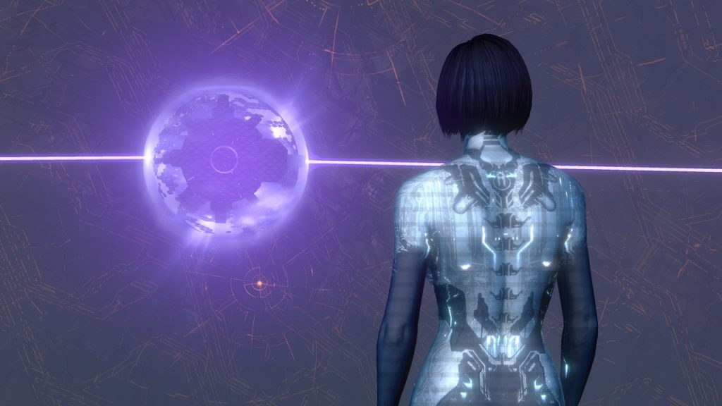 Halo 4 Cortana 1024x576 Halo 4 Awesome New Screens Appear As Launch Date Approaches