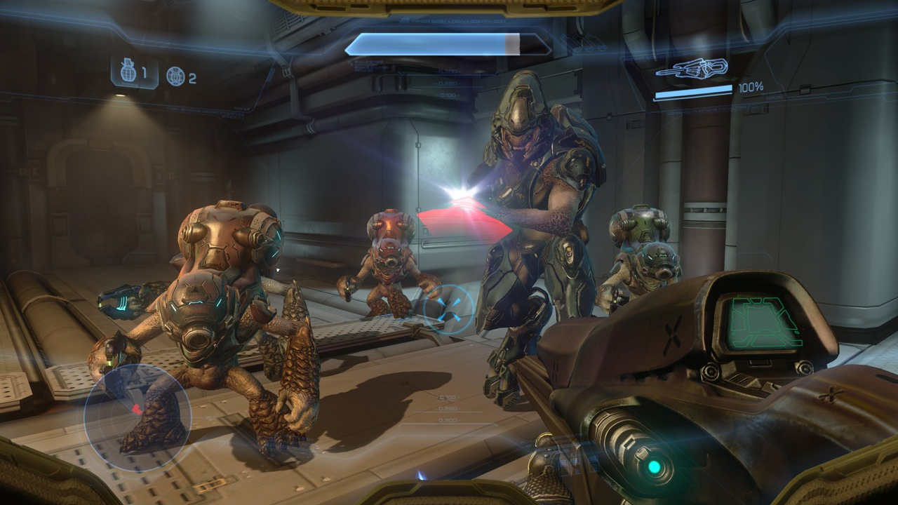 Halo 4 awesome new screens appear as launch date approaches - Halo 4 photos ...