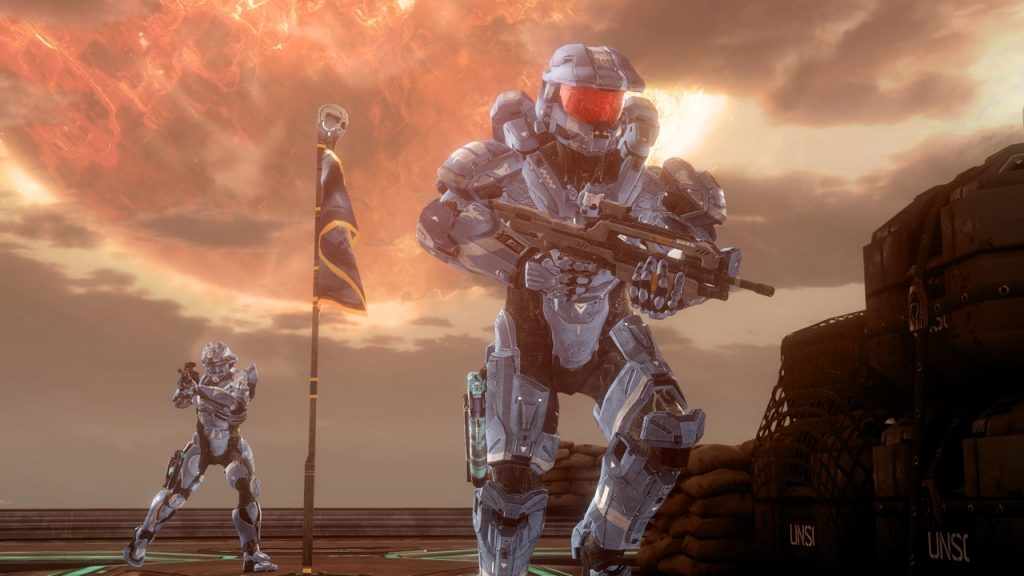 Halo 4 War Games 1024x576 Halo 4 Awesome New Screens Appear As Launch Date Approaches