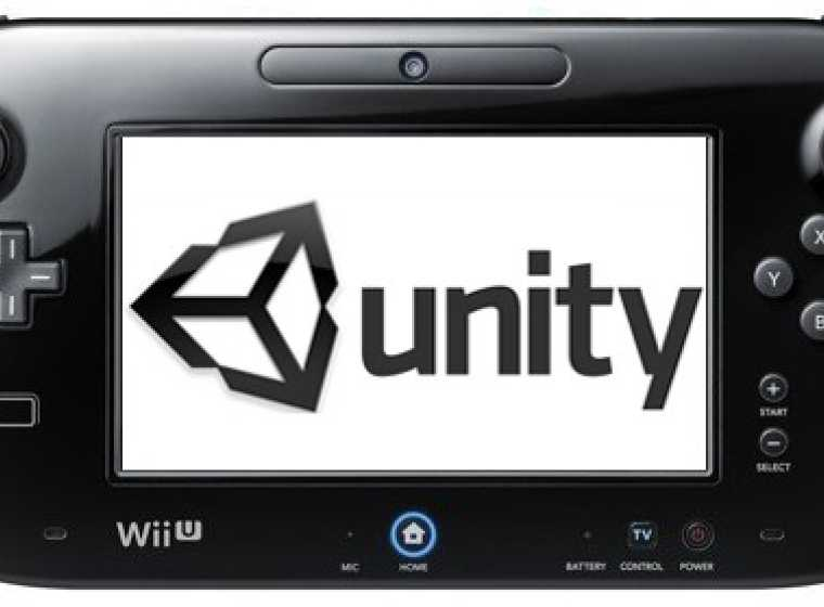 Nintendo Wii U Unity Partnership