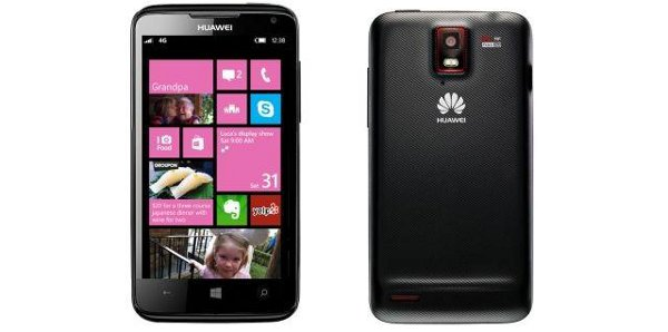 Nokia Lumia 920 To Get Competition From Huawei Ascend W1?